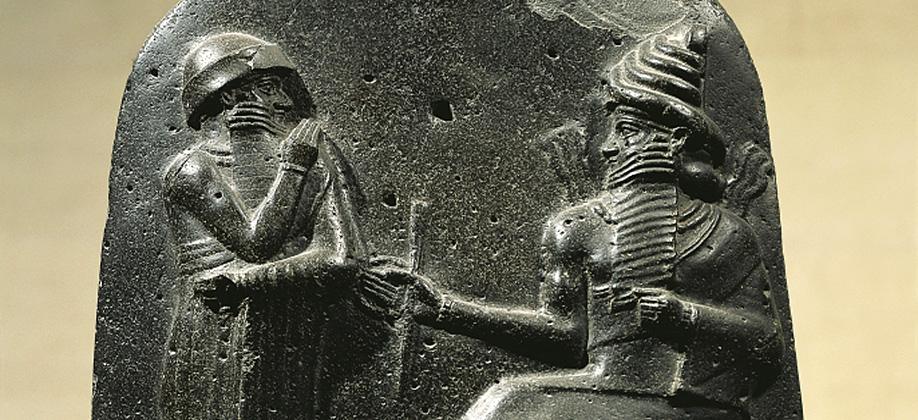 Hammurabi - Ilustracija: history.com